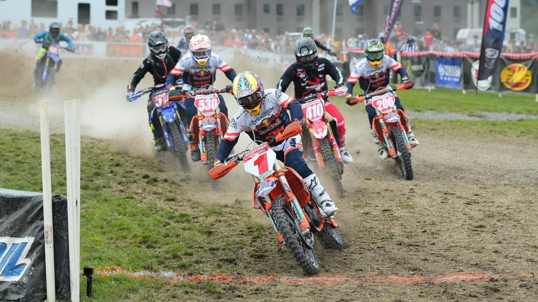 Steward Baylor Jr. Clinches First Overall Win of 2020 at Mountaineer GNCC