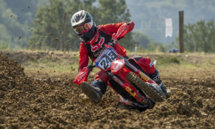 Sixth moto win for Gajser as the championship battle intensifies