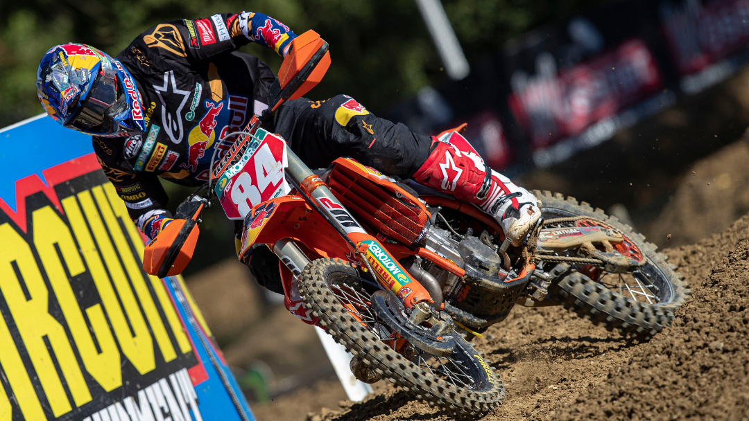HERLINGS STRENGTHENS MXGP CHAMPIONSHIP LEAD WITH ITALIAN GP SUCCESS