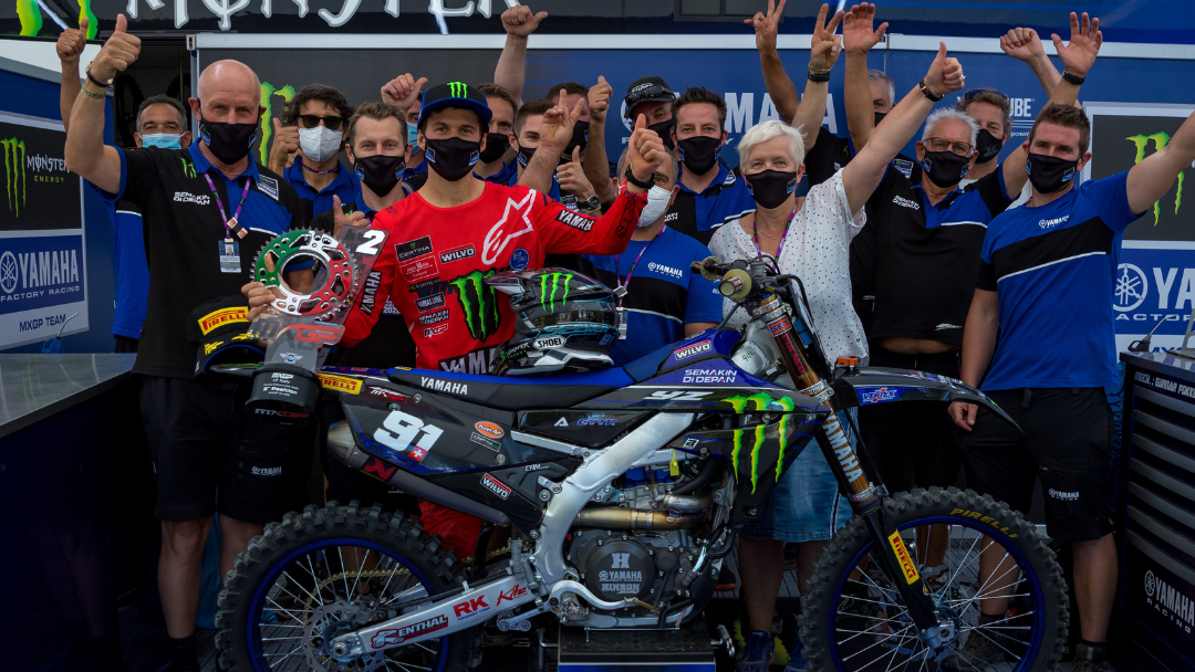 Seewer Storms to Second Overall at Italian Grand Prix