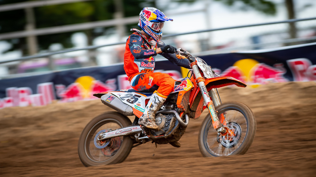 MUSQUIN ROUNDS OUT REDBUD MX DOUBLEHEADER WEEKEND WITH A CONSISTENT PERFORMANCE AS HE CONTINUES TO FIGHT FOR 2020 450MX CHAMPIONSHIP