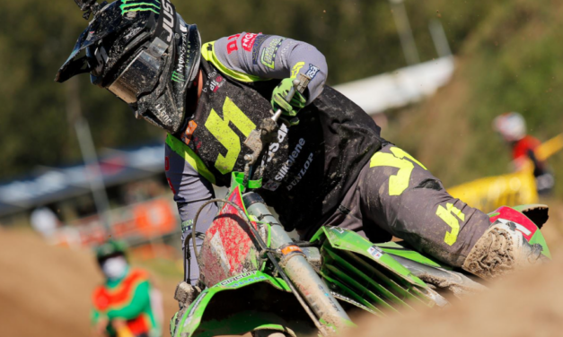 DEBUT RACE WIN FOR THE 2021 KX250 WITH COURTNEY DUNCAN