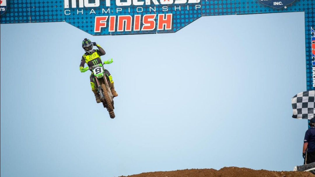 Cianciarulo Emerges with First Career 450 Class Victory in the 2020 Lucas Oil Pro Motocross Championship at RedBud