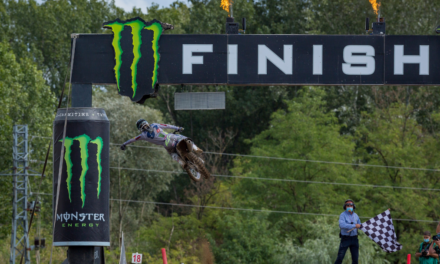 Seewer Gains Momentum in the Championship Chase Following Maiden MXGP Victory