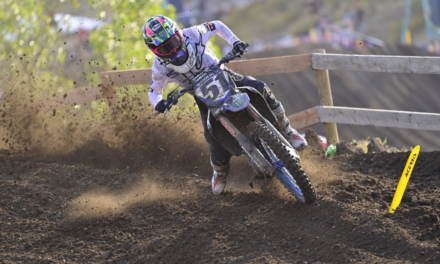 Tough Day at Thunder Valley for the Monster Energy Yamaha Factory Racing Team