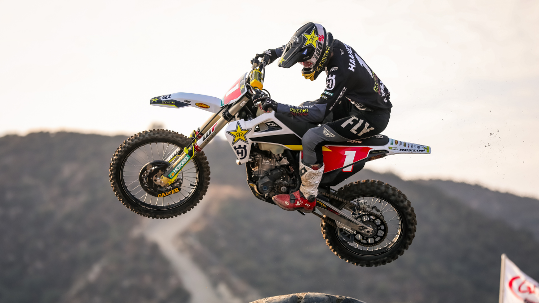 COLTON HAAKER GOES TWO-FOR-TWO AT ENDUROCROSS SERIES DOUBLE-HEADER WEEKEND