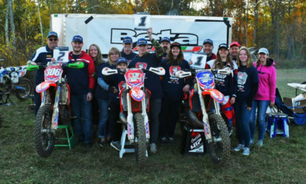 Beta Factory Race Team Race Report – AMA East Hare Scrambles The East Knox HS