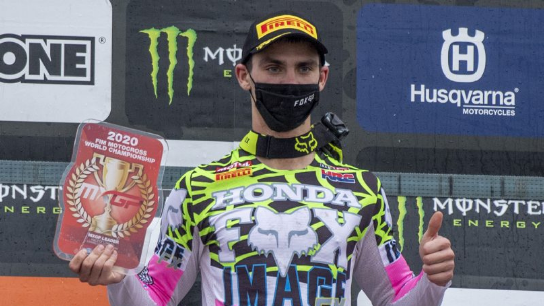 Performance of the year sees Gajser victorious in Lommel