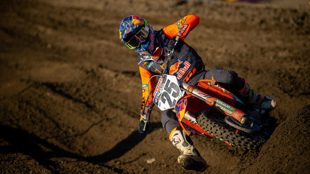 RED BULL KTM'S MARVIN MUSQUIN ROUNDS OUT 2020 AMA PRO MOTOCROSS SEASON FOURTH OVERALL WITH TOP-FIVE PERFORMANCE AT FINAL ROUND