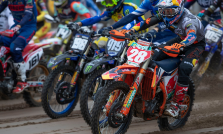 VIALLE EXTENDS MX2 WORLD CHAMPIONSHIP LEAD AT FINAL LOMMEL MXGP