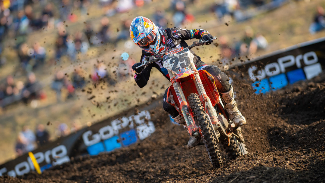 MUSQUIN AND THE RED BULL KTM FACTORY RACING TEAM TAKE POSITIVES AWAY FROM THUNDER VALLEY NATIONAL
