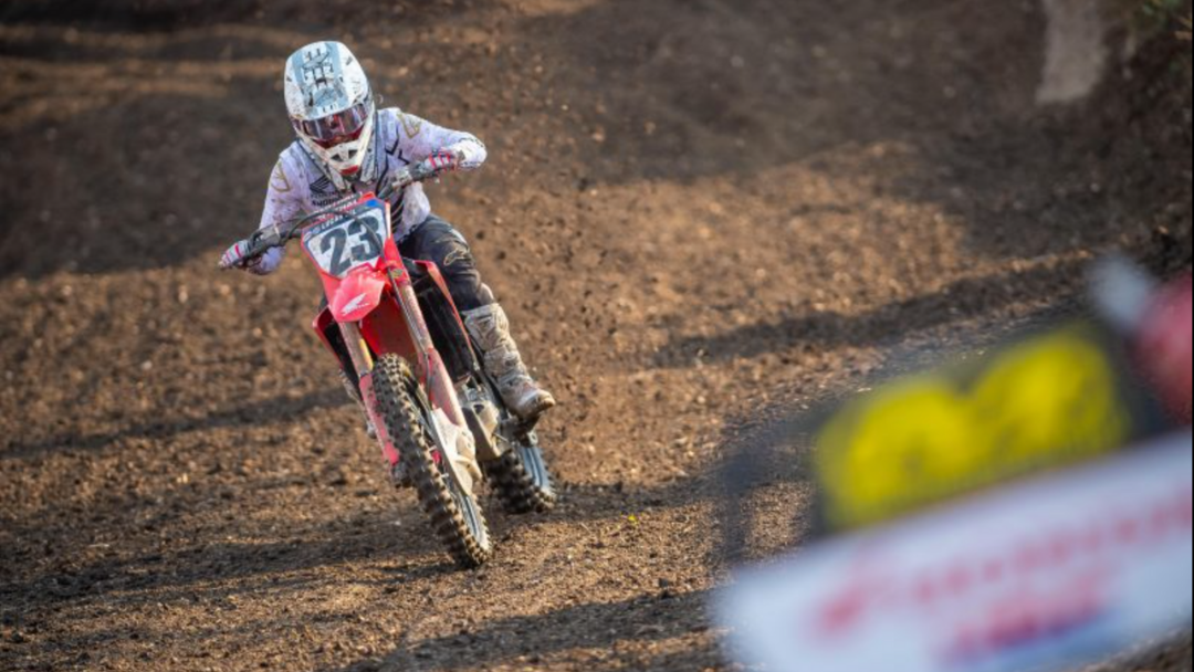 Top-Five Finishes for Sexton, Craig at Thunder Valley AMA Pro Motocross National
