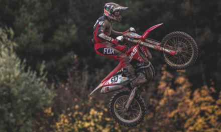 FIFTH OVERALL FOR ISAK GIFTING AT MXGP OF LOMMEL
