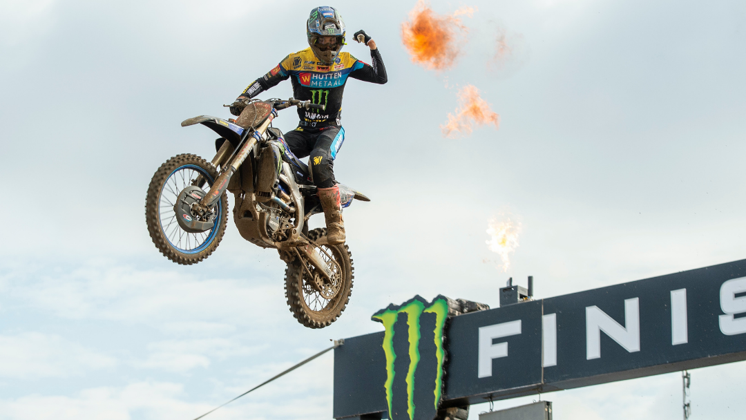 Benistant Strengths Grip on EMX250 Championship Lead in Lommel