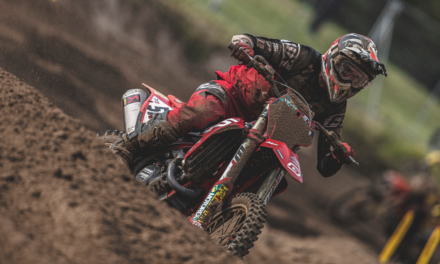 ISAK GIFTING PLACES EIGHTH OVERALL AT CHALLENGING MXGP OF FLANDERS