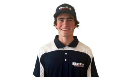 Max Fernandez signs with Beta Factory Race Team