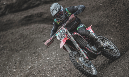 POSITIVE RESULTS FOR GASGAS FACTORY RACING AT MXGP ROUND 16 IN ITALY
