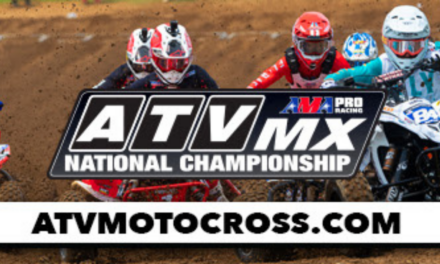 Congratulations to the 2020 ATV Motocross Specialty Award Winners and National Champions