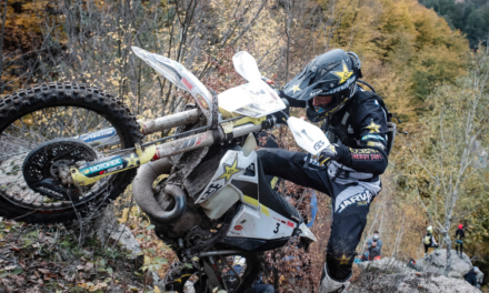 DOUBLE PODIUM DELIGHT FOR JARVIS AND GOMEZ AT ROMANIACS 2020