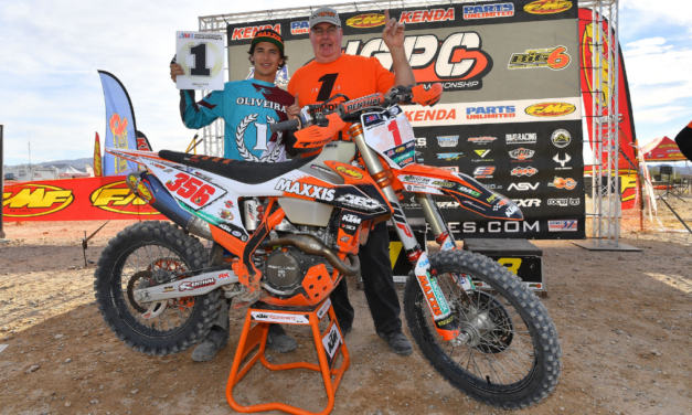 KTM CONGRATULATES SUPPORT RIDERS ON CLINCHING TWO PRO CLASS TITLES AT NGPC SERIES FINALE