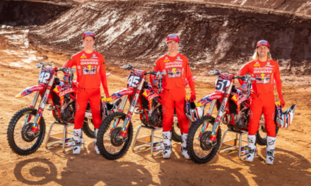 GASGAS NORTH AMERICA PRESENTS DIVERSE LINE-UP OF TALENTED RIDERS AT INAUGURAL TEAM INTRO