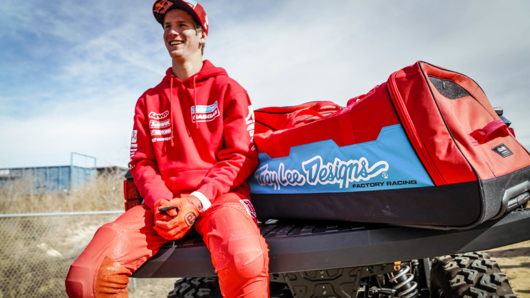 Albek Signs with TLD/Red Bull GasGas Factory Racing