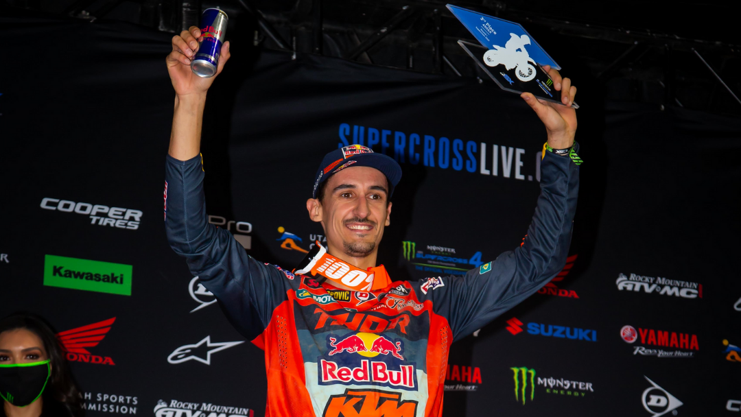 POSITIVE START TO US 450SX CHAMPIONSHIP FOR MUSQUIN AND THE RED BULL KTM FACTORY RACING TEAM