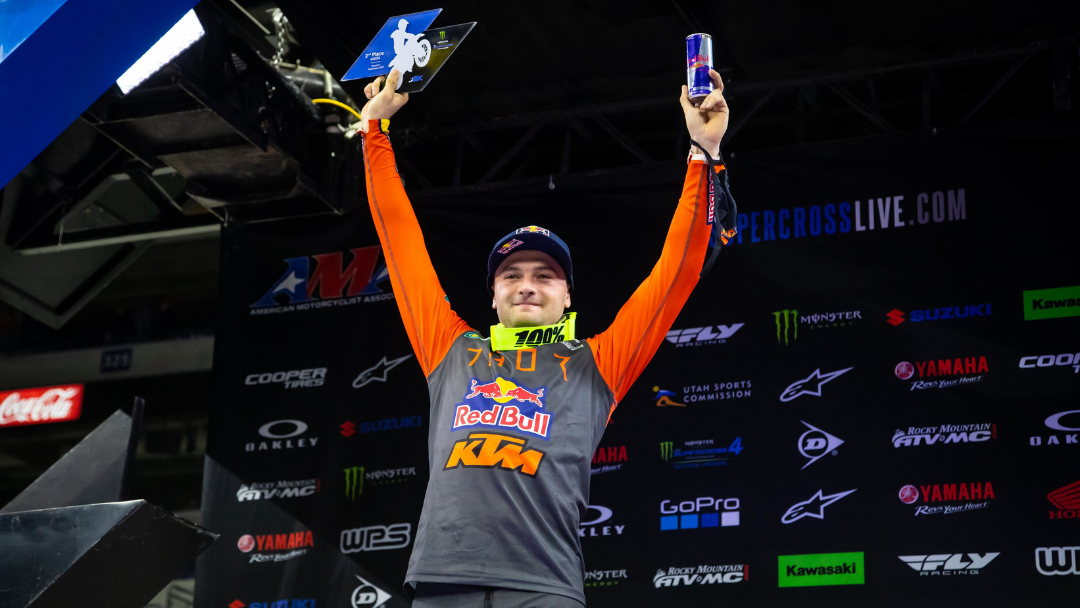 WEBB AND MUSQUIN SHARE THE PODIUM IN INDY WITH 2-3 FINISHES AT ROUND 6