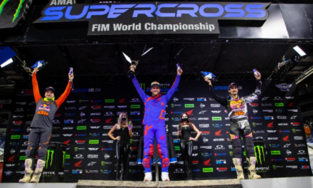 Ken Roczen Sweeps Indianapolis 450SX Class Rounds, Stretches Title Points Lead – Christian Craig Takes Second 250SX Class Win of Season