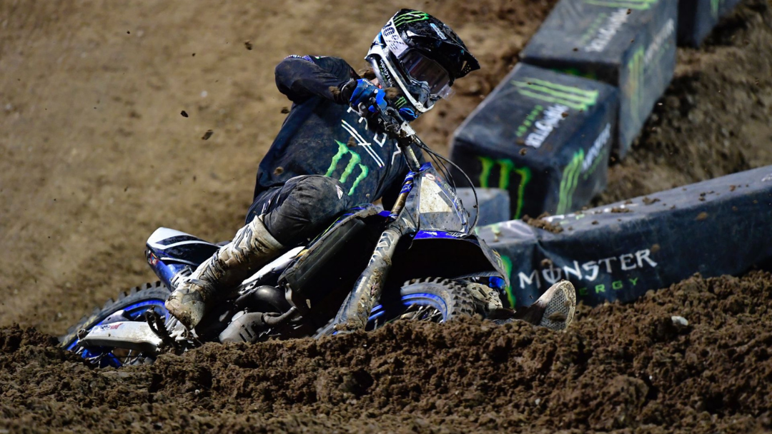 Plessinger Charges to Sixth at Orlando 1
