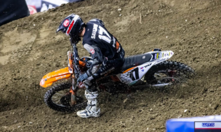 Savatgy Earns Third Top Ten; Finishes 9th at Indianapolis 3 SX | Team Rocky Mountain ATV/MC-KTM-WPS Race Report