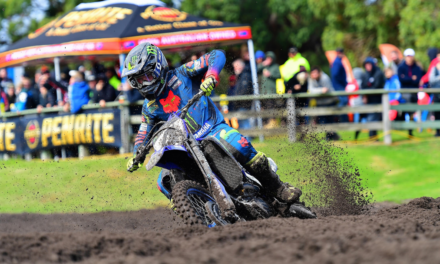 Packed ProMX Field To Roar Into Canberra