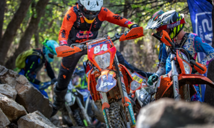 TRYSTAN HART CLAIMS RUNNER-UP FINISH AT REVLIMITER EXTREME ENDURO