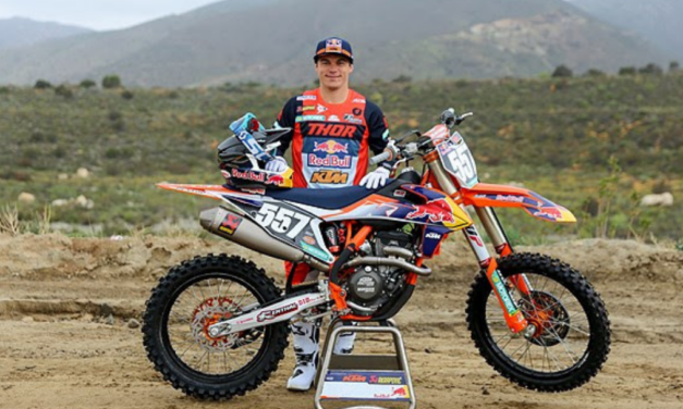RED BULL KTM FACTORY RACING TEAM WELCOMES EIGHT-TIME GNCC CHAMPION KAILUB RUSSELL TO ITS 2021 PRO MOTOCROSS LINEUP THIS SUMMER