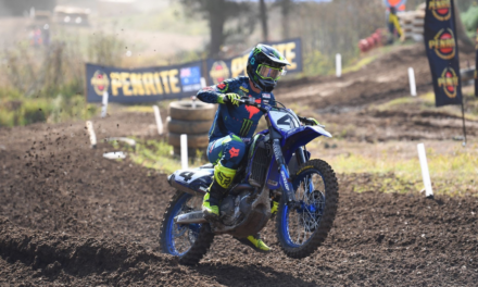 Clout Bounces Back To Win Canberra In THOR MX1