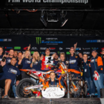 Supercross Series Delivers a Season of Groundbreaking Firsts – The 2021 Supercross Campaign Was One for the Record Books