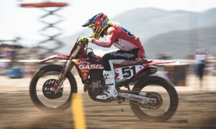 TROY LEE DESIGNS/RED BULL/GASGAS FACTORY RACING DELIVER STRONG PERFORMANCES AT FOX RACEWAY MX NATIONAL