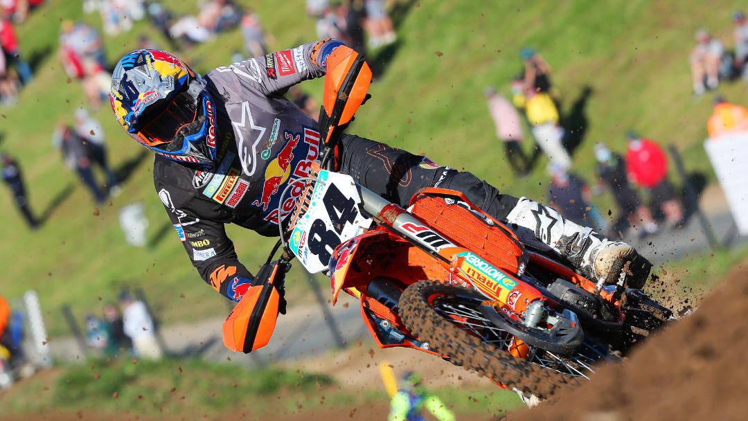 Herlings and Vialle run out winners in France for final shakedown race ahead of MXGP 2021