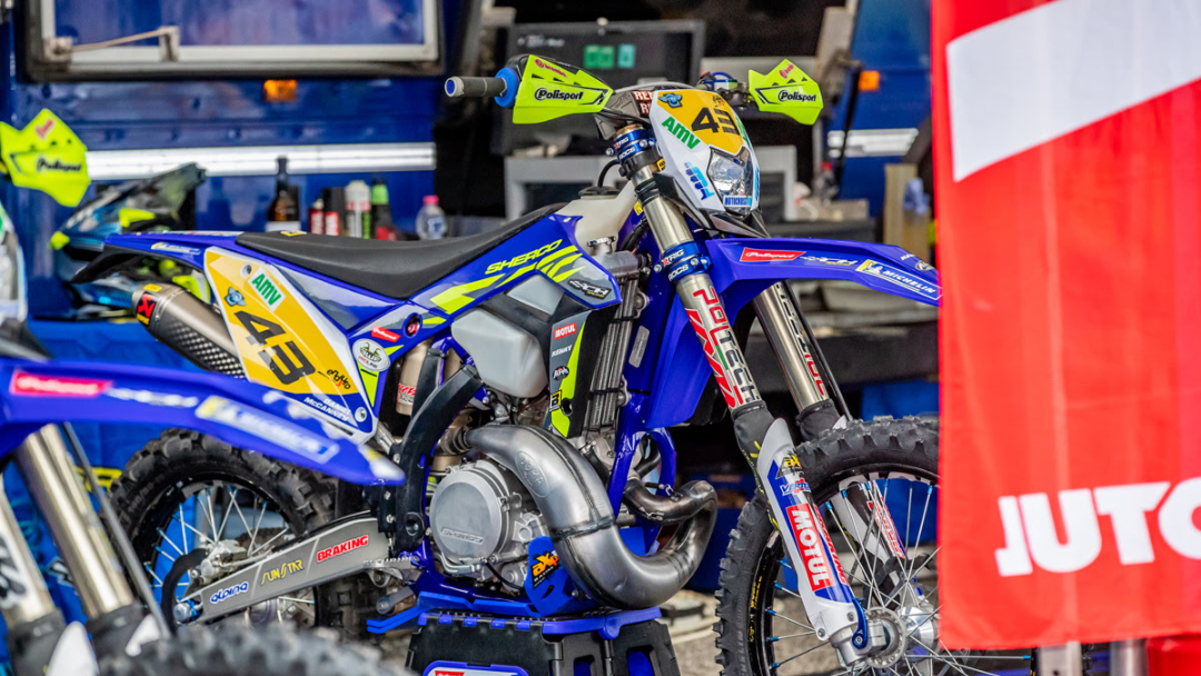 Opening of the Enduro World Championship for the Sherco Factory Racing team