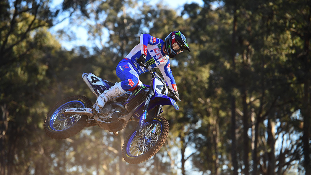 Clout Takes THOR MX1 Red Plate And Round Win at Maitland