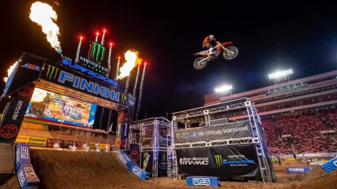 Monster Energy AMA Supercross agreement comes to a close