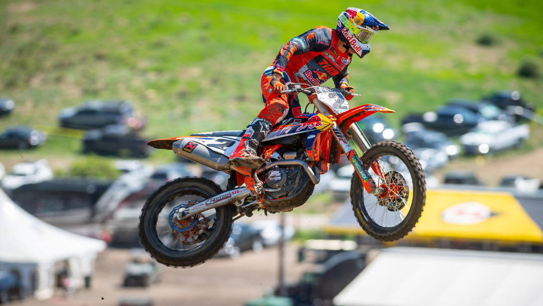 WEBB AND MUSQUIN COLLECT TOP-10 FINISHES AT THUNDER VALLEY MX NATIONAL