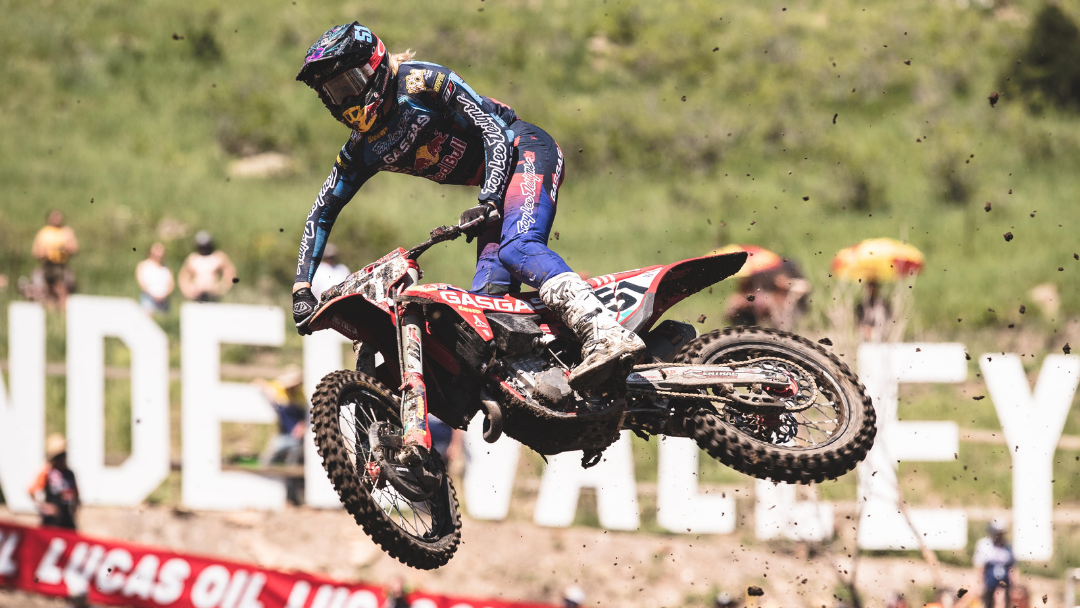 BARCIA PICKS UP A SECOND MOTO PODIUM AT THE THUNDER VALLEY NATIONAL