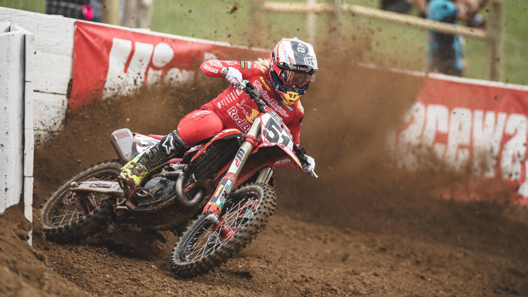 BARCIA BATTLES TO SEVENTH AT ROUND 3 OF PRO MOTOCROSS CHAMPIONSHIP