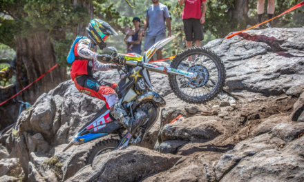 SOLID RESULT FOR COLTON HAAKER AT THE DONNER HARD ENDURO