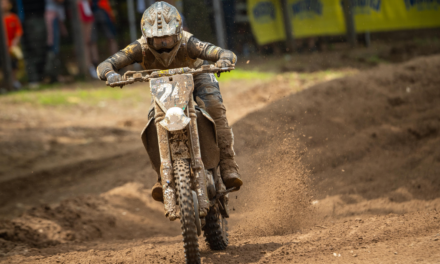 HAMPSHIRE COLLECTS ANOTHER MOTO-PODIUM TO SECURE FOURTH OVERALL AT THE WICK 338