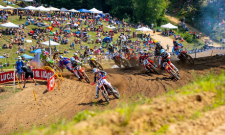 Barcia Triumphs at Spring Creek for FirsT Lucas Oil Pro Motocross Championship Victory of the Season
