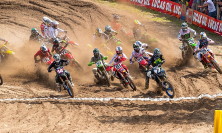Ferrandis Takes Third in a Row with Lucas Oil Pro Motocross Victory at Southwick