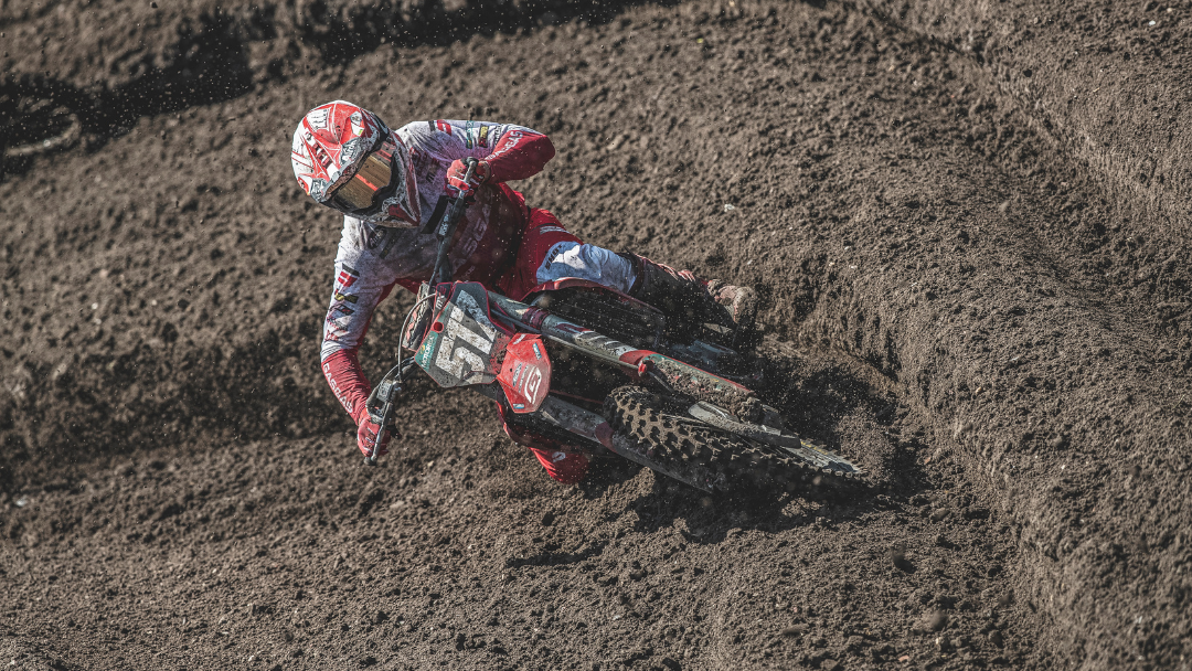 ISAK GIFTING RETURNS TO FORM WITH IMPRESSIVE SIXTH OVERALL AT MXGP ROUND FOUR