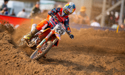 CONSISTENT DAY FOR MARVIN MUSQUIN AT ROUND 6 OF AMA PRO MOTOCROSS CHAMPIONSHIP